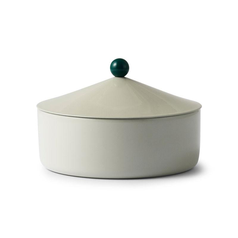 Image of   Normann Cph Tivoli Marquee Box Medium Antique Celadon