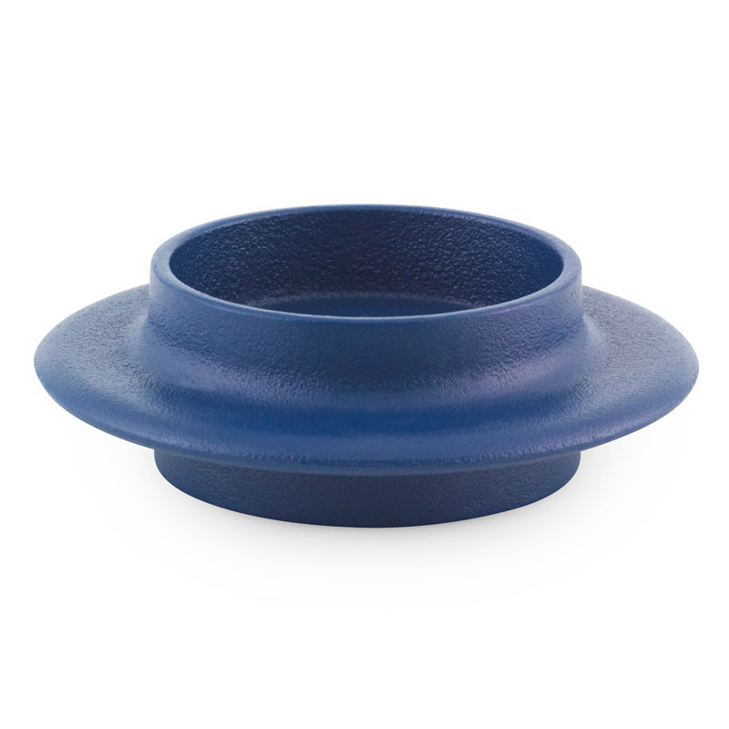 Normann cph heima candle holder dark blue