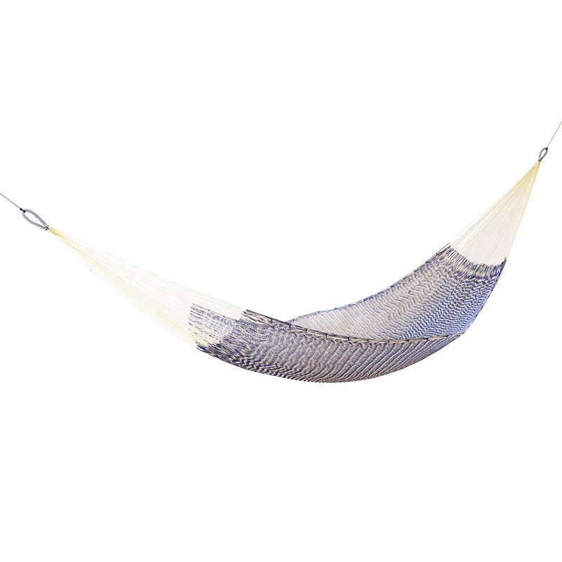 Ok design ama hammock blue white fra Ok design fra livingshop