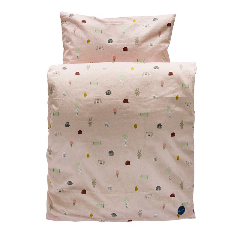 Oyoy happy summer bedding