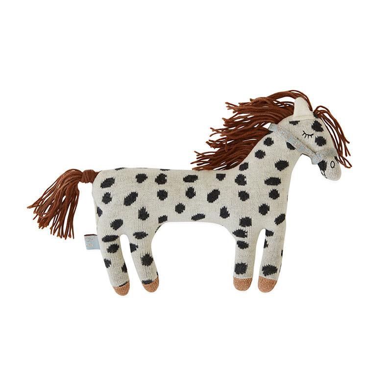 Oyoy little pelle pony darling cushion
