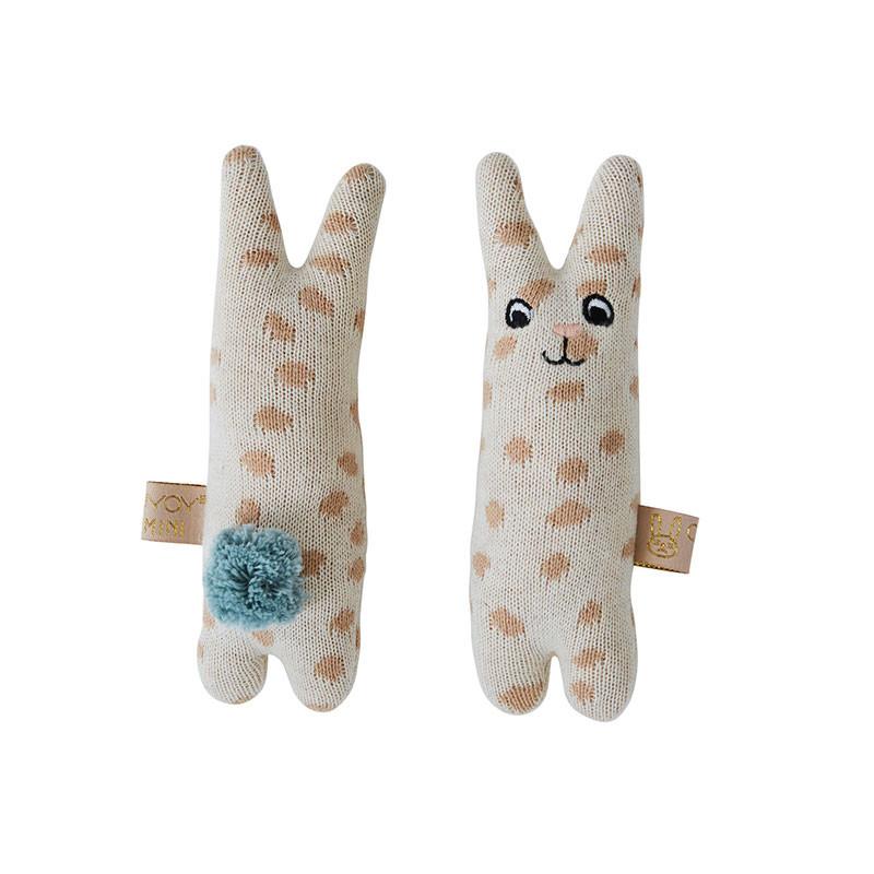 Oyoy rattle rabbit