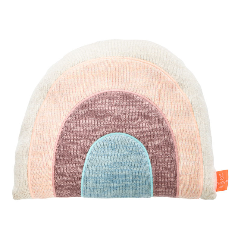 Oyoy rainbow cushion large