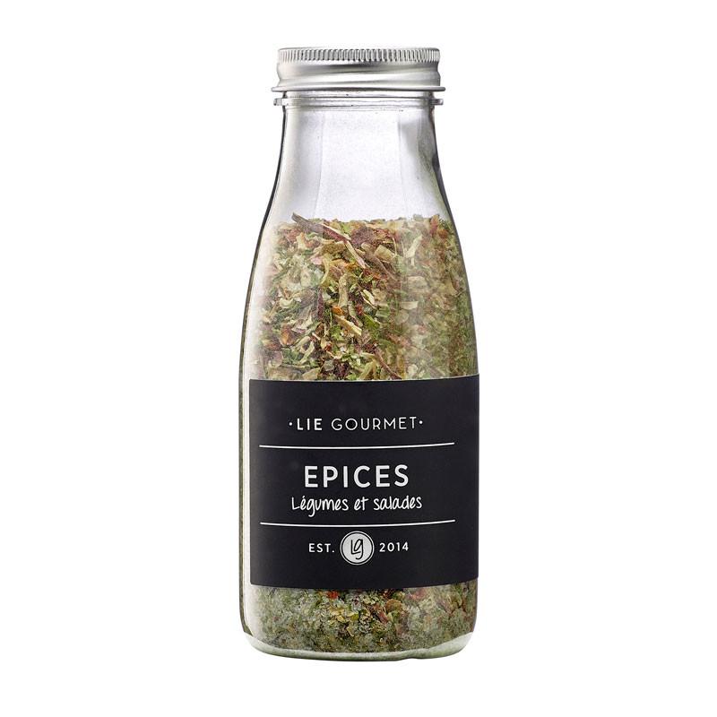 Lie gourmet krydderiblanding grøn