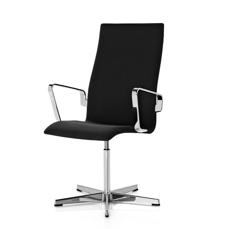 fritz hansen 3271 3272 3273 oxford stol fuldpolstret med arml n. Black Bedroom Furniture Sets. Home Design Ideas