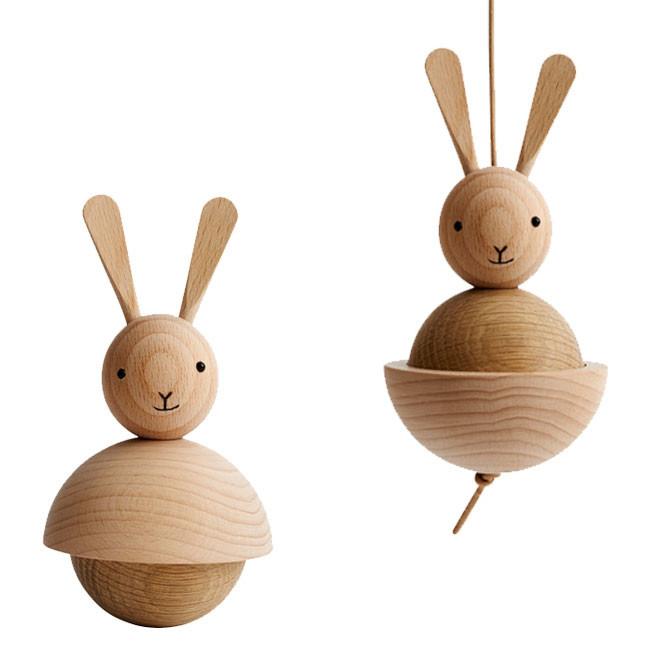 Image of   OYOY Rabbit Nature