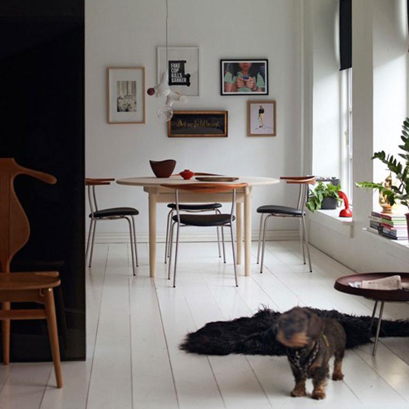 Pp møbler pp70 spisebord   livingshop.dk