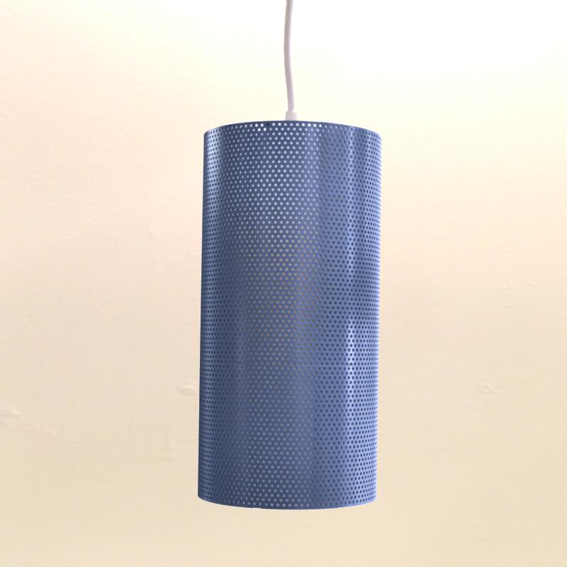 N/A – Gubi pedrera h2o pendant blue udstillingsmodel fra livingshop