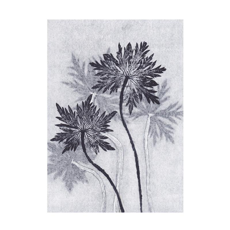 Pernille folcarelli Pernille folcarelli geranium 1 postkort fra livingshop