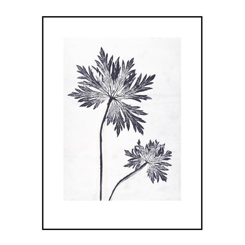 Pernille folcarelli geranium 1 bluegrey billede fra Pernille folcarelli på livingshop