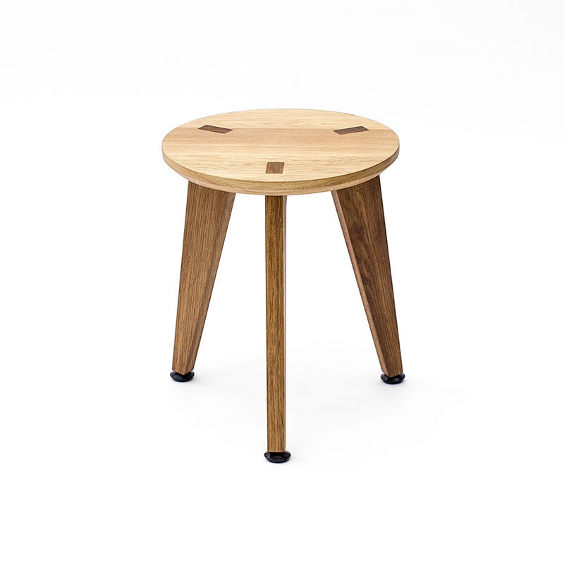 Roon & Rahn Rank Stool