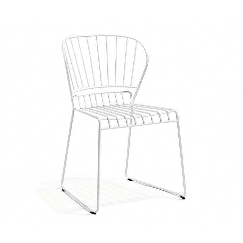 Skargaarden Resö Chair White fra Skargaarden