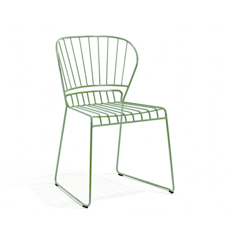 Skargaarden resö chair light green