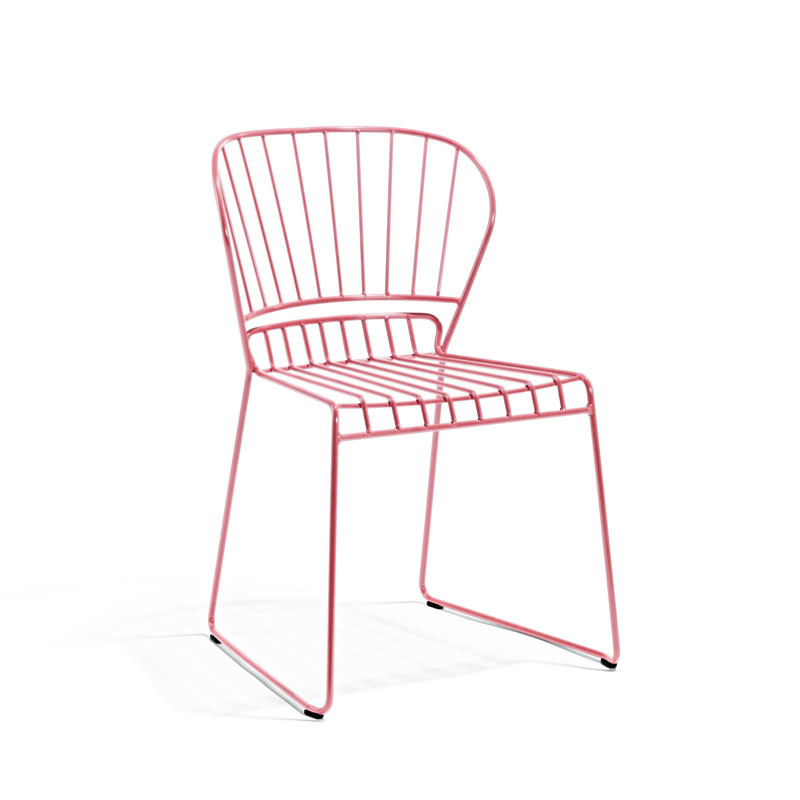 Skargaarden Resö Chair Pink fra Skargaarden