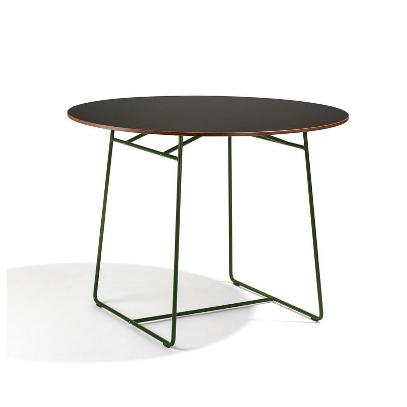 Skargaarden Resö Table 100 CM Dark Green fra Skargaarden