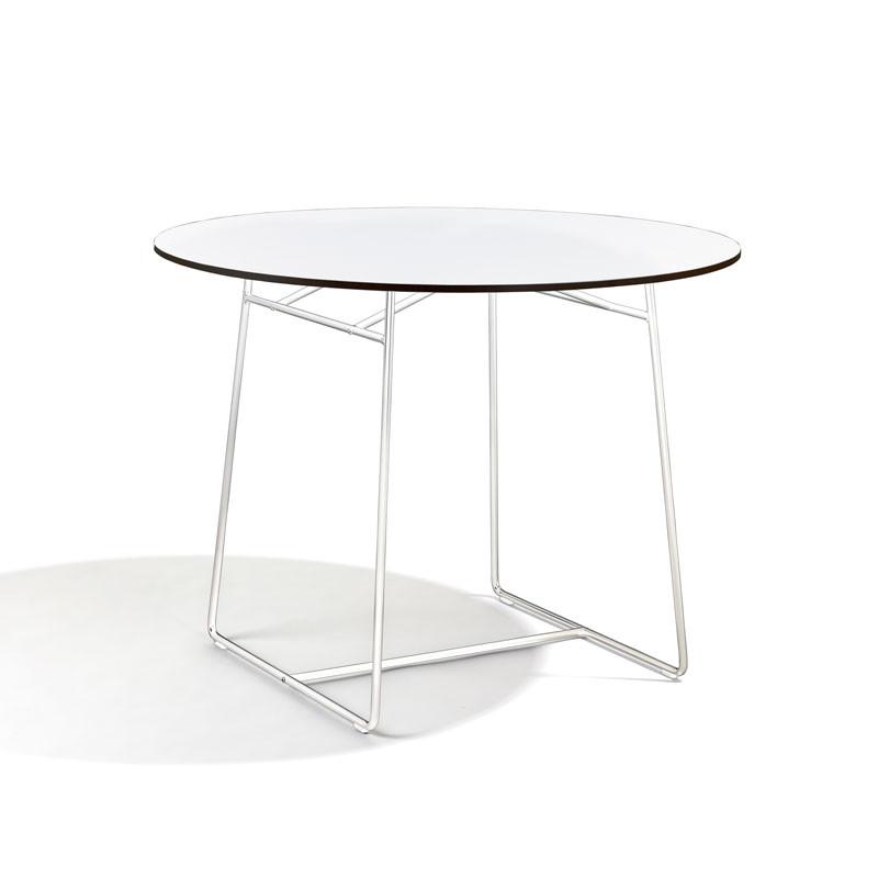 Skargaarden Resö Table 100 CM White fra Skargaarden
