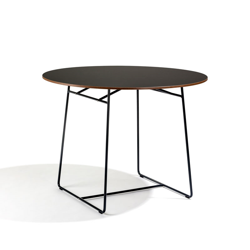 Image of   Skargaarden Resö Table 100 CM Black