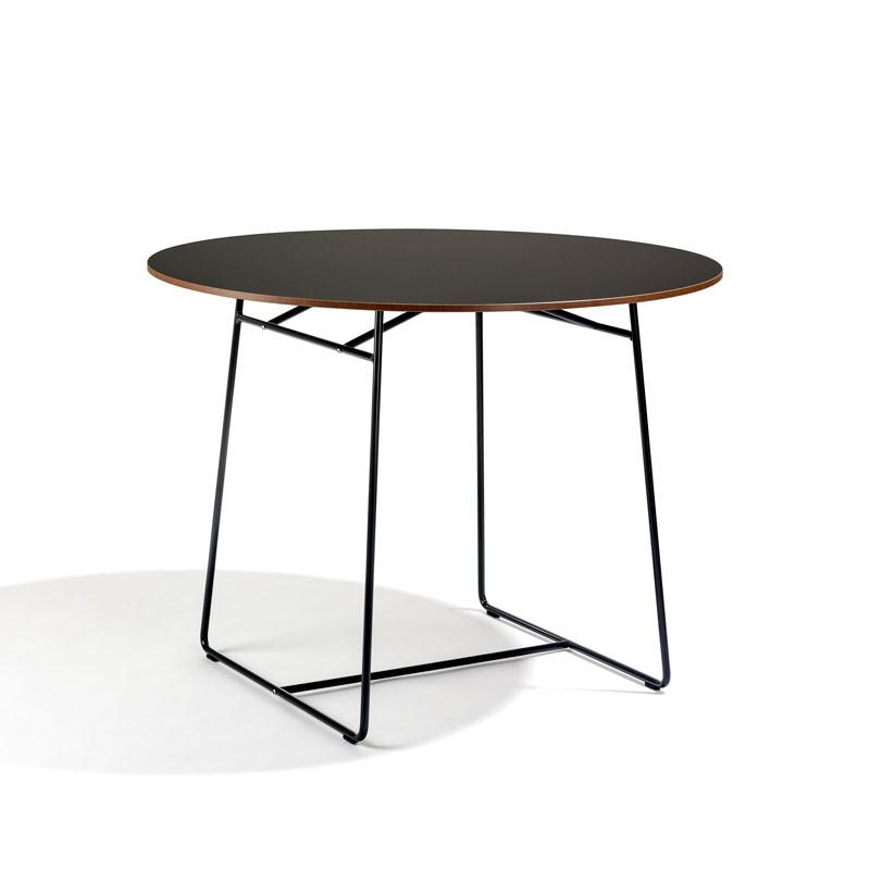 Skargaarden Resö Table 100 CM Black fra Skargaarden