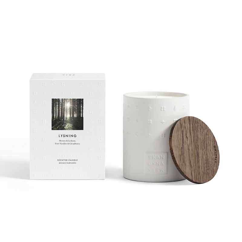 Image of   SKANDINAVISK Lysning Scented Candle
