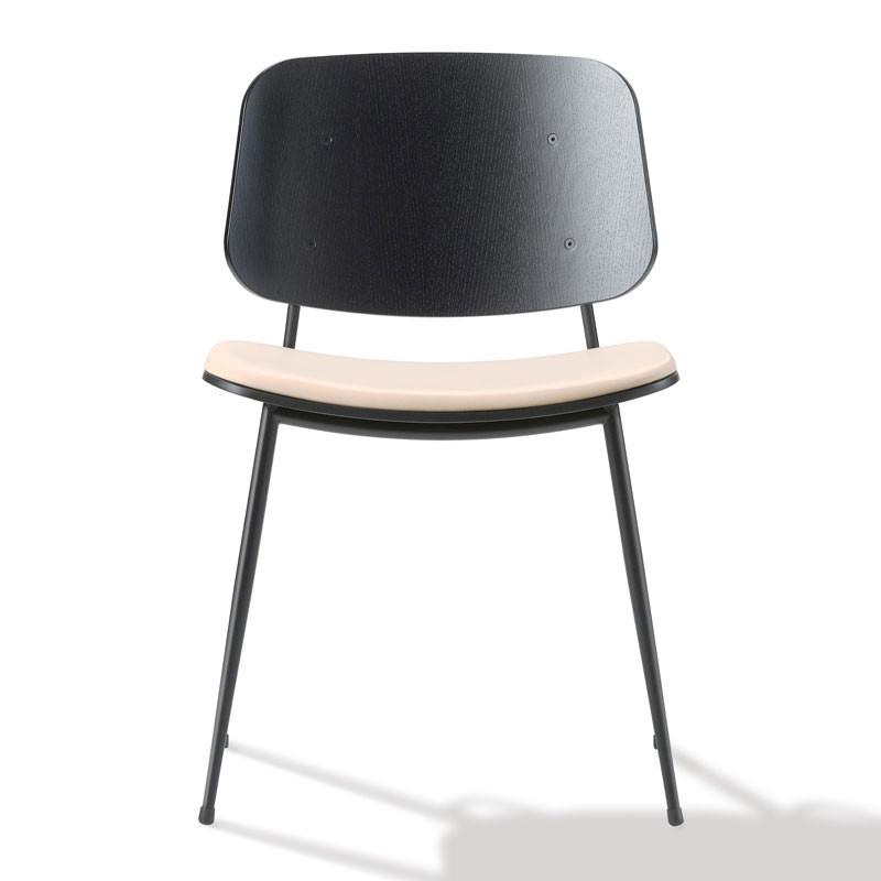 Fredericia furniture – Fredericia furniture 3061 søborg stol sædepolstring fra livingshop