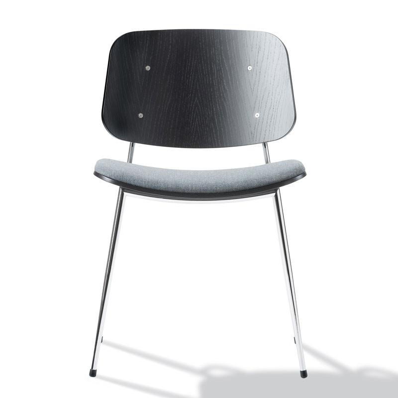 Image of   Fredericia Furniture 3061 Søborg Stol Sædepolstring