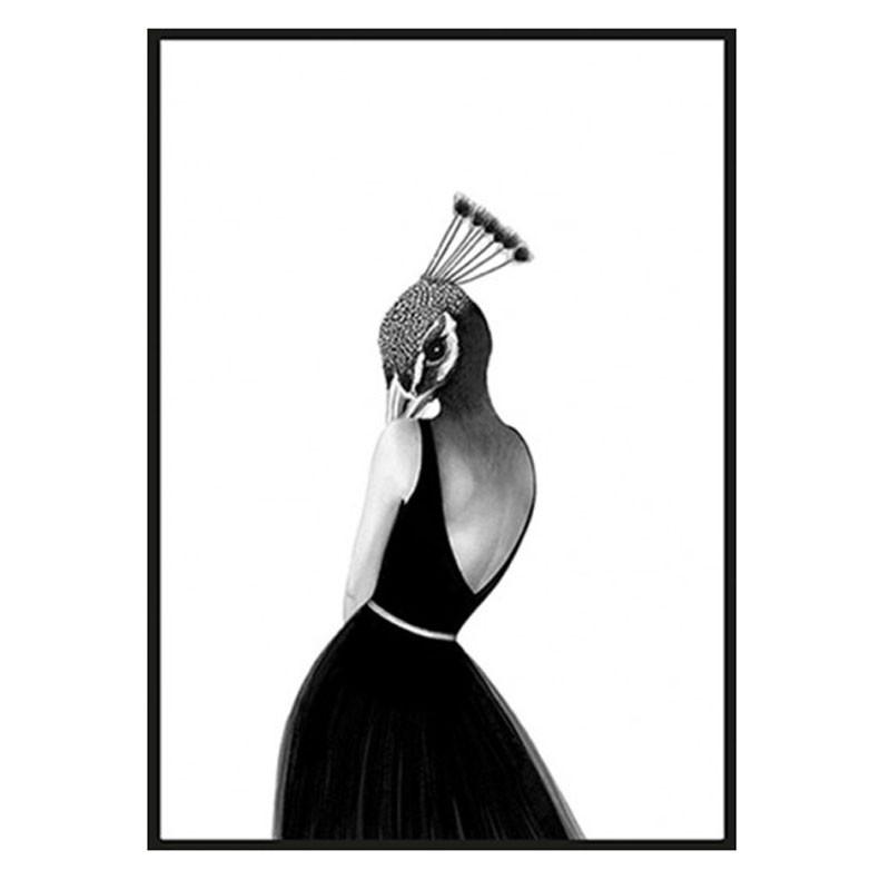 Sanna wieslander – Sanna wieslander coco cocktail plakat på livingshop