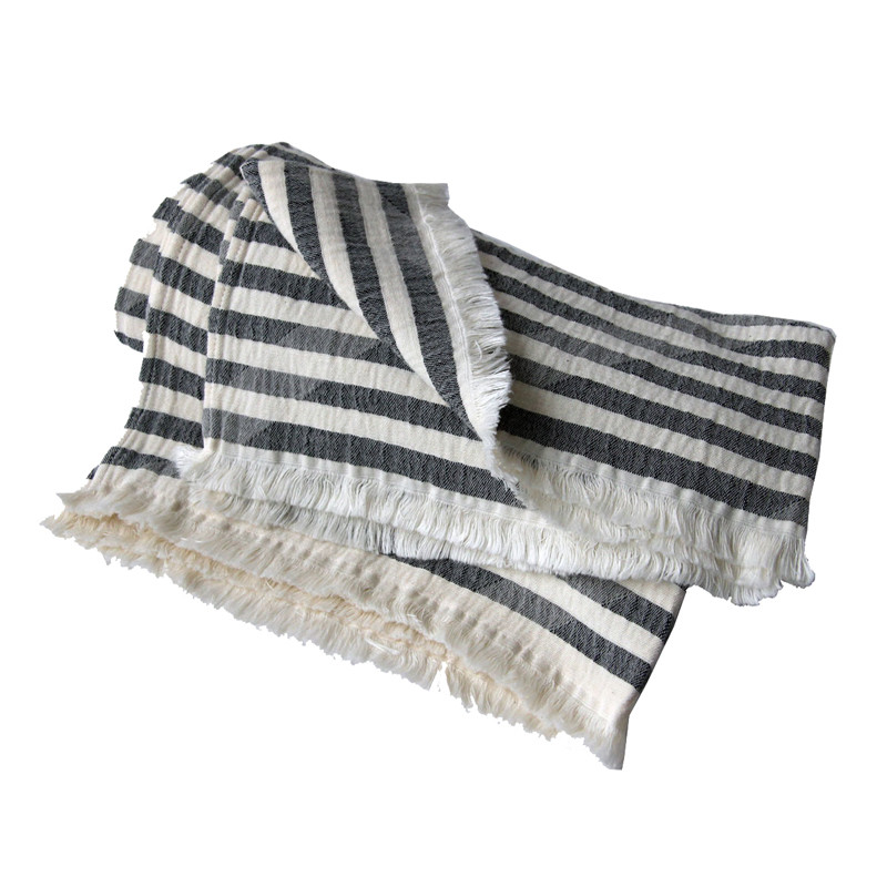 Image of   Semibasic FLY Blanket Grey
