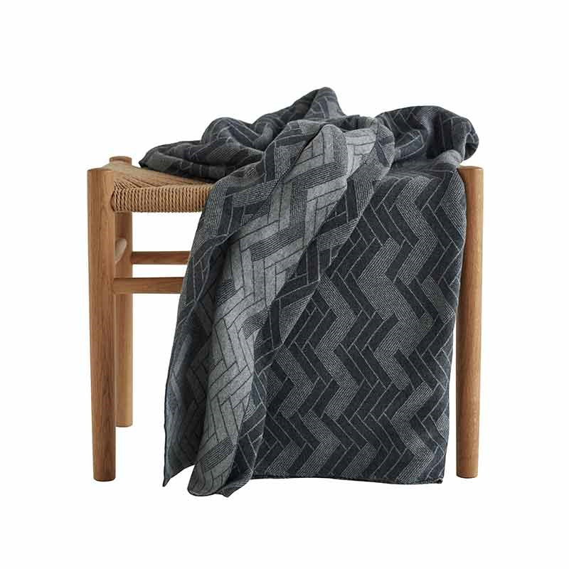 Image of   Semibasic HIDE Blanket Grey
