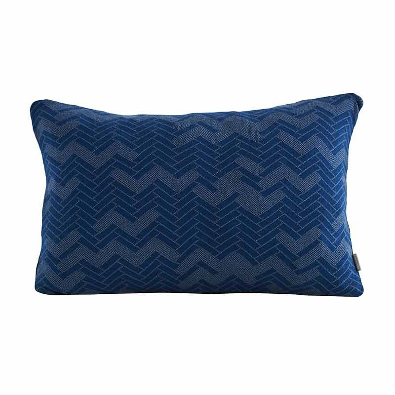 Image of   Semibasic STILL Floor Cushion Dusty Blue 40 x 60