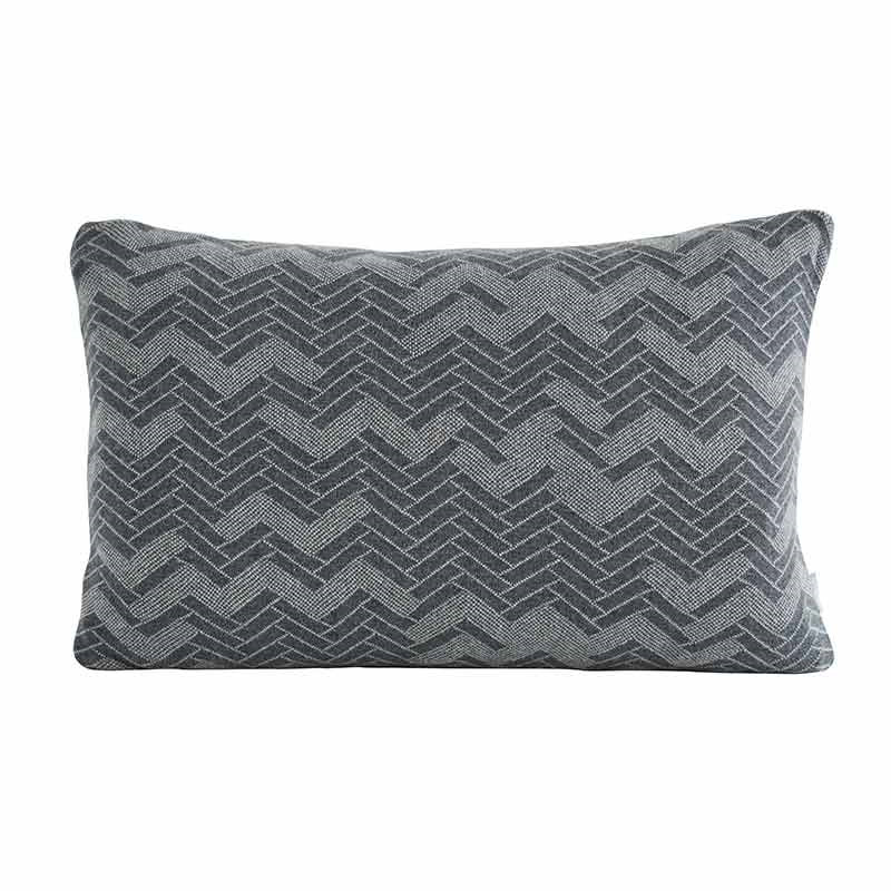 Image of   Semibasic STILL Floor Cushion Grey 40 x 60
