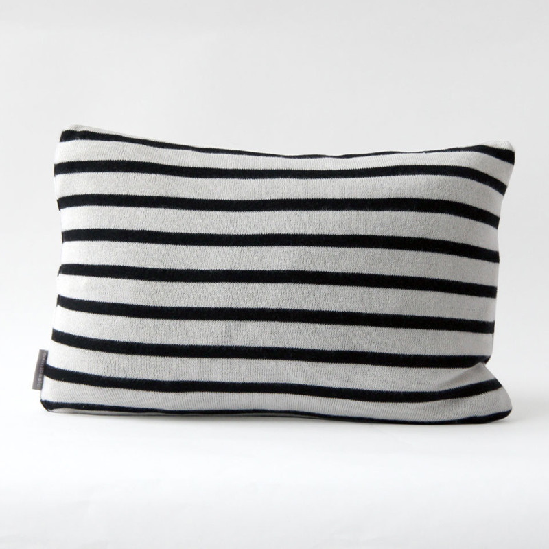 Image of   Semibasic STILL Cushion Stripe 40 cm