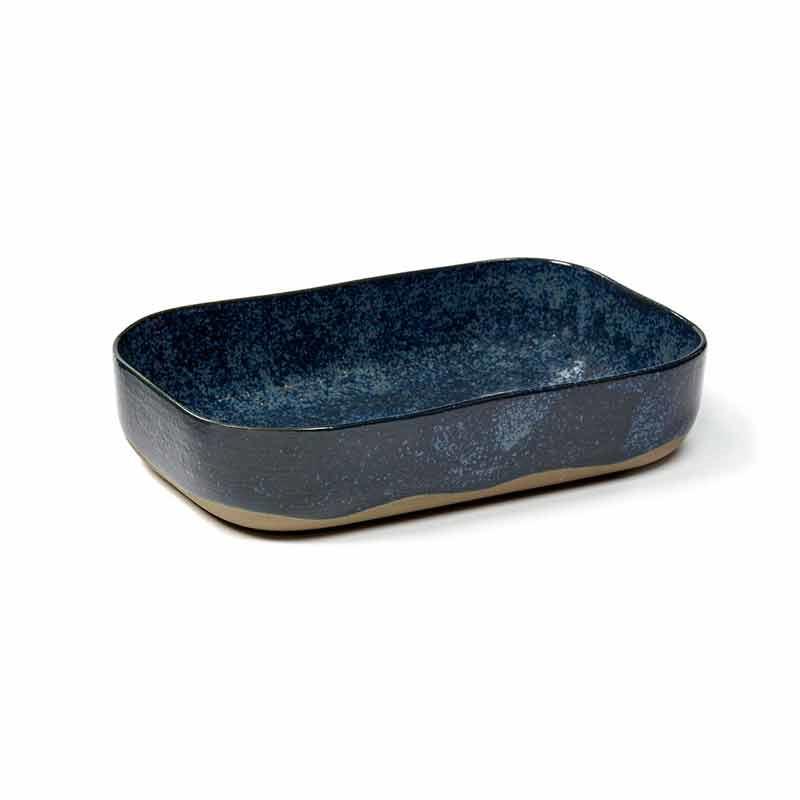 Image of   Serax Merci Extra Deep Plate No. 5 L Blue/Grey
