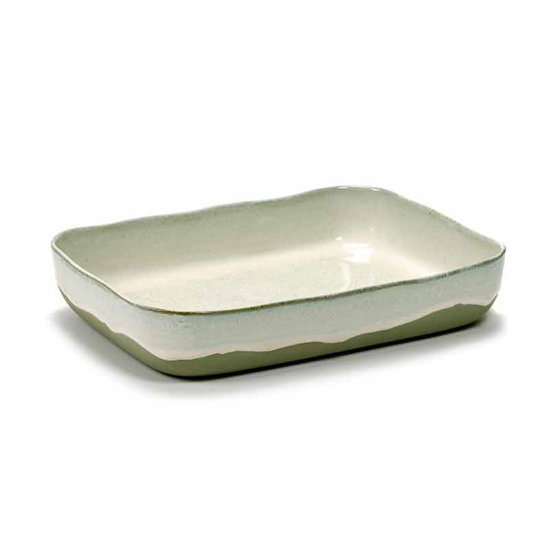 Image of   Serax Merci Oven Dish No. 10 Off White