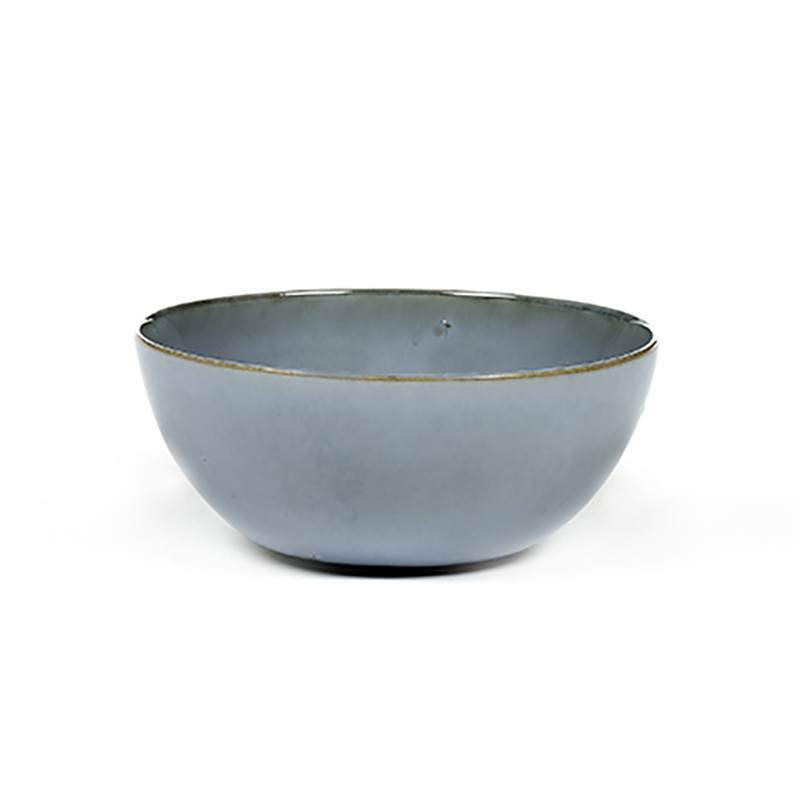 Image of   Serax Bowl Medium Smokey Blue