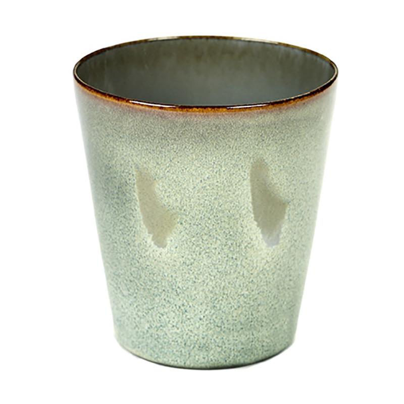 Serax Serax goblet conic misty grey på livingshop