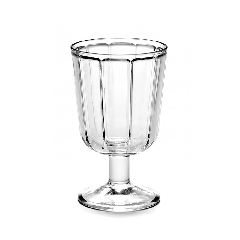 Serax surface white wine glass fra Serax fra livingshop