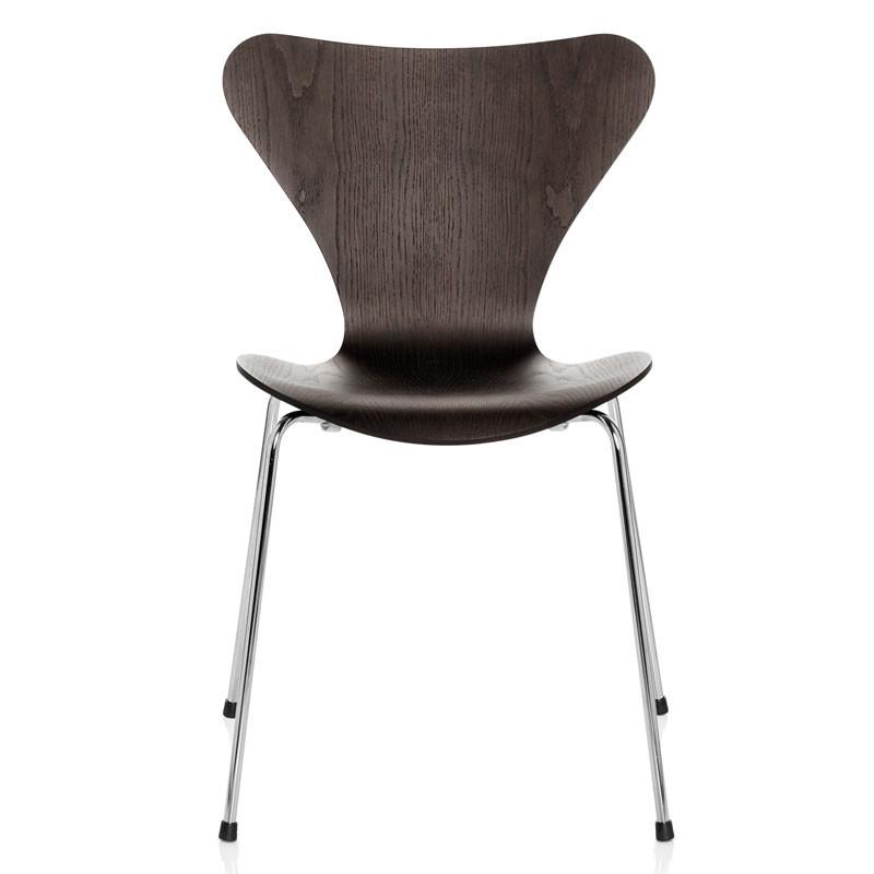 Fritz Hansen 3107 Serie 7 Spisebordsstol fra Fritz Hansen