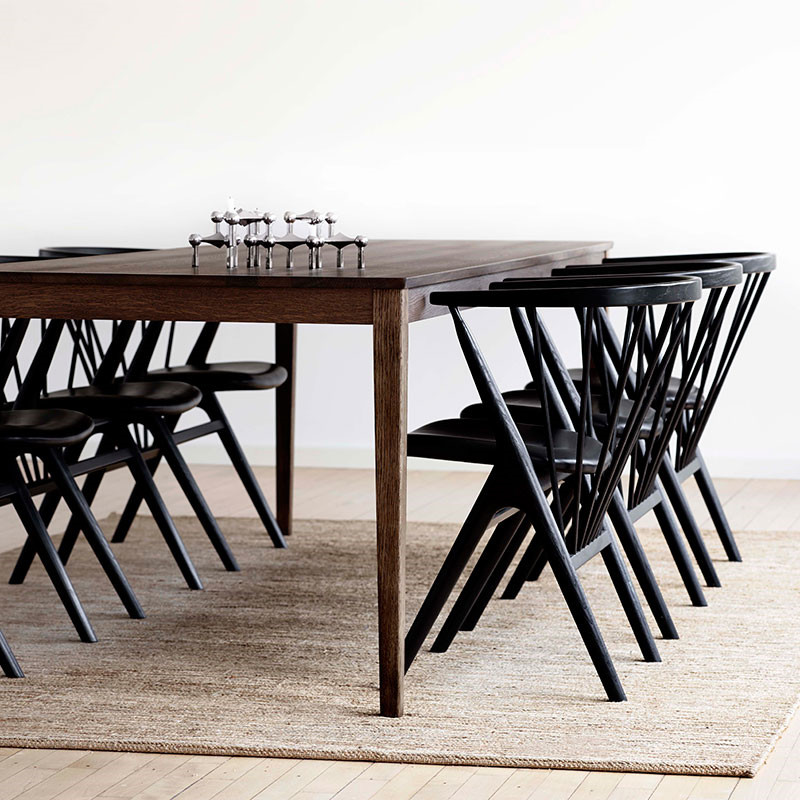 furniture dining table. Sibast Furniture No 2 Dining Table
