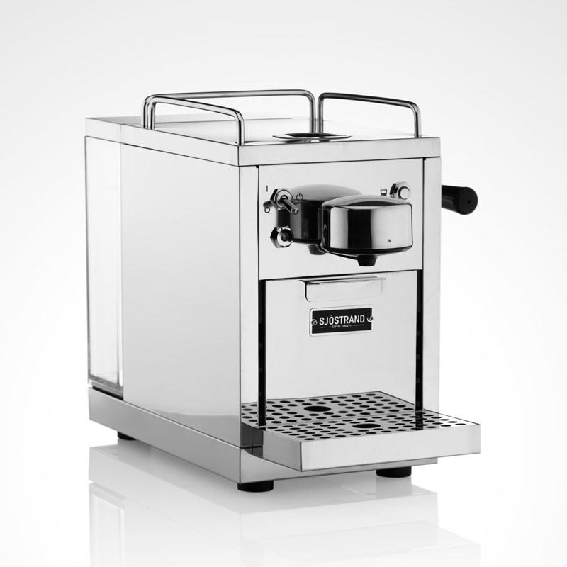 Sjöstrand Espresso Capsule Machine fra Sjöstrand