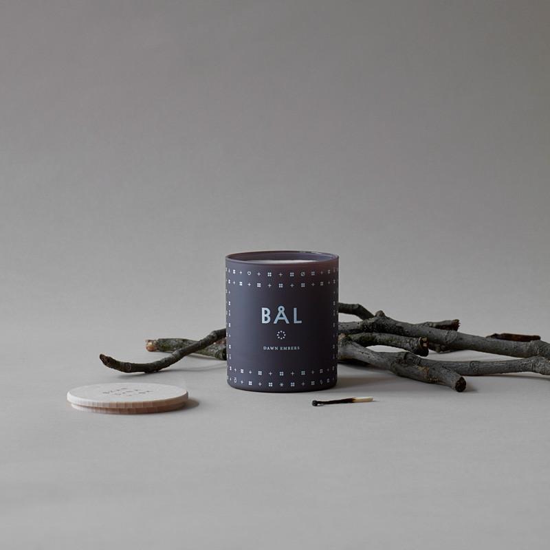 Skandinavisk bål scented candle
