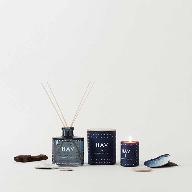Image of   SKANDINAVISK Hav Scented Candle Mini