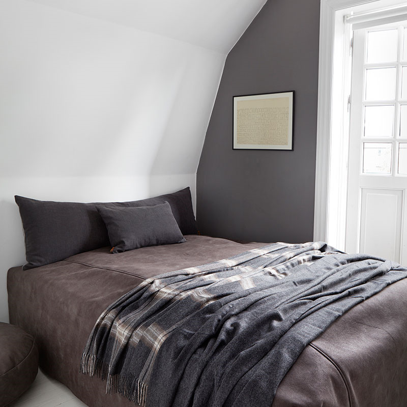 Image of   Skriver Collection HotMadi Bed Cushions Grey/Light Grey