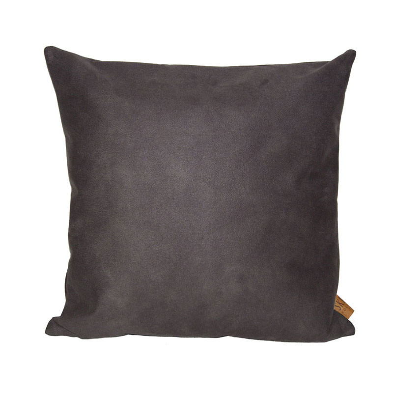 Image of   Skriver Collection Boxter Cushion Brown Grey