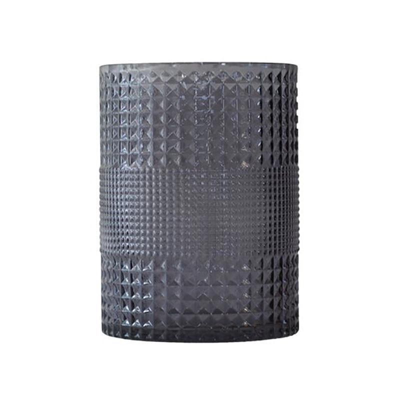 Image of   Specktrum Roaring Vase Cylinder Grey