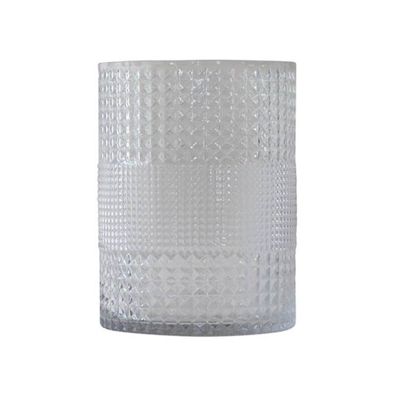 Image of   Specktrum Roaring Vase Cylinder Clear