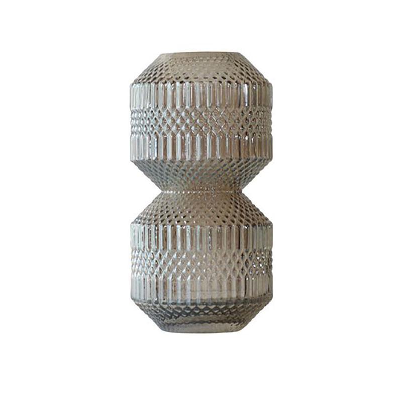 Image of   Specktrum Roaring Vase Stacked Champagne