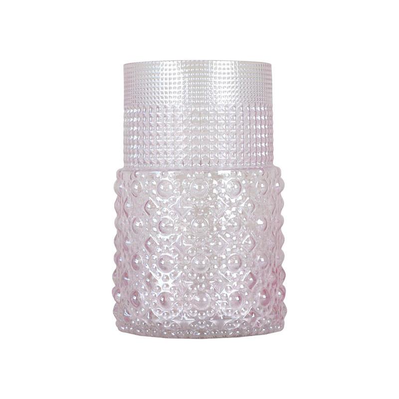 Image of   Specktrum Scarlett Vase Rose