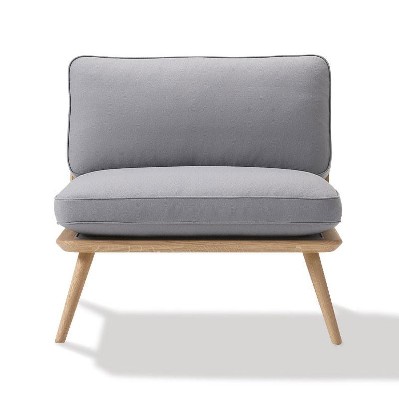 Fredericia Furniture 1710 Spine Lounge Stol fra Fredericia Furniture
