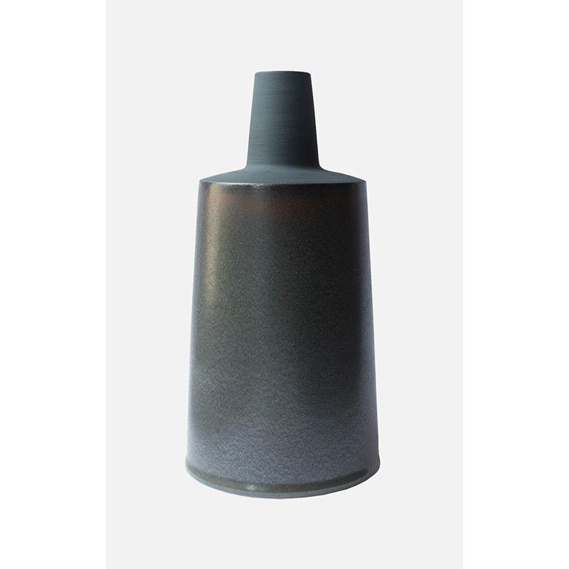 Image of   Tina Marie Cph Tone Vase Tundra Glaze Large
