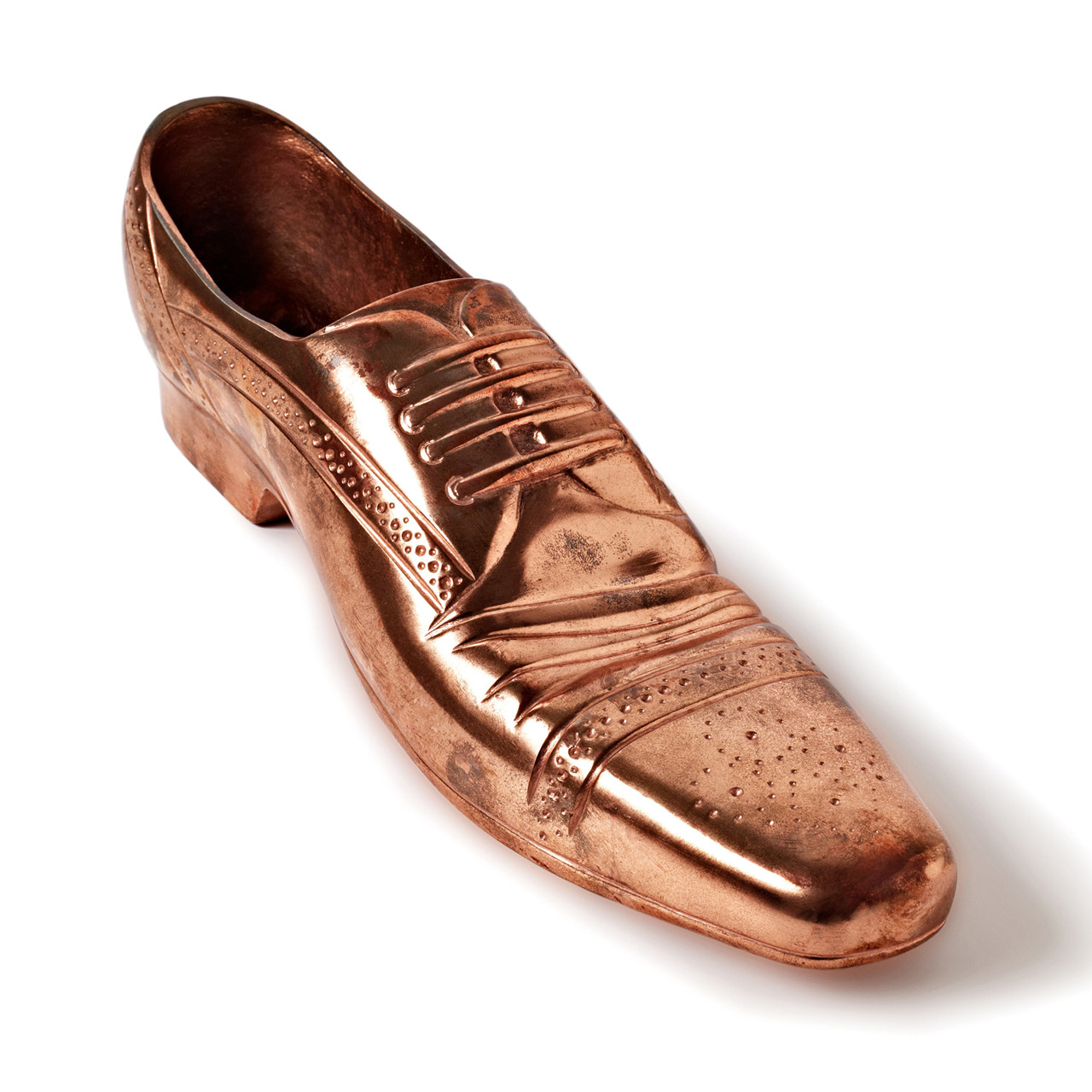 Image of   Tom Dixon Cast Shoe Kobber